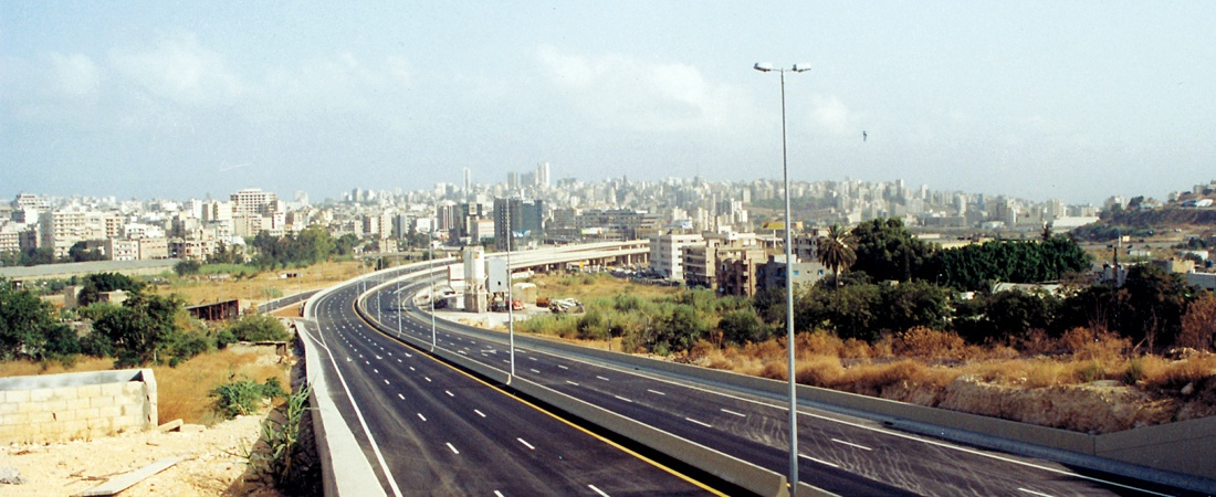 Viaduct Construction A3 – A1 (Tahwita - Beirut)   Projects